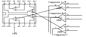 Dcmotor Control together with Dc Motor L293d Pic Microcontroller furthermore Dc Motors For Robots as well Circuit To Reverse Polarity besides Strain Gauge Wiring Diagram. on h bridge circuit diagram
