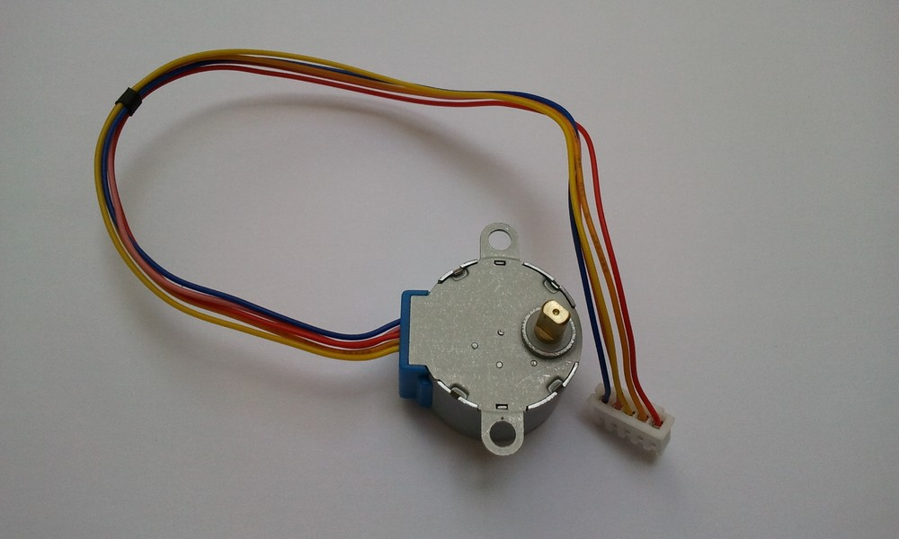Unipolar Stepper Motor Control With Pic18f4550 Ccs C