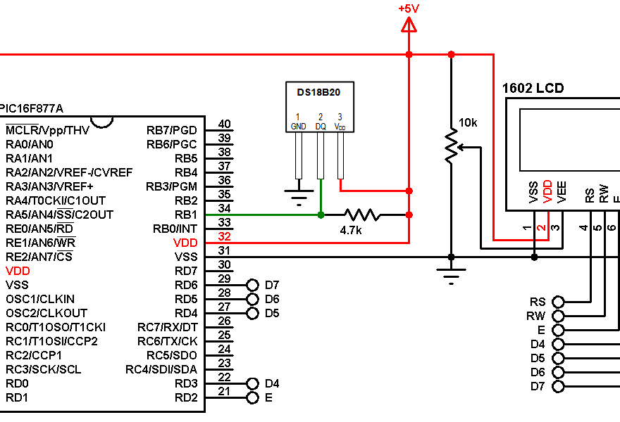 Outstanding Simple Circuit Design Projects Embellishment - Simple ...