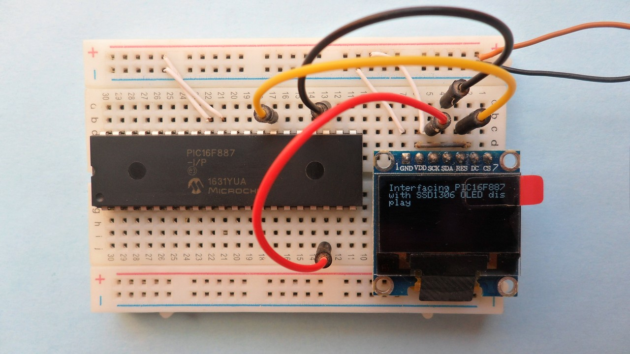 Basic Breadboard Circuit For Pic18f Dspic30f