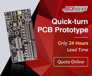 PCBGOGO ad banner
