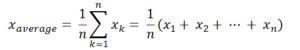 mean value equation